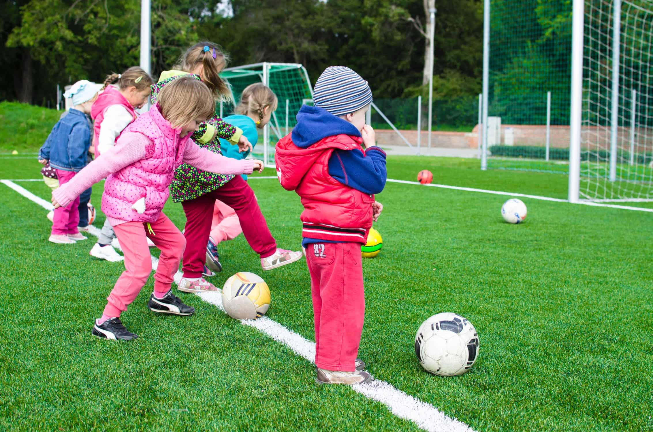 Best Kids Sports According To Your Child's Age