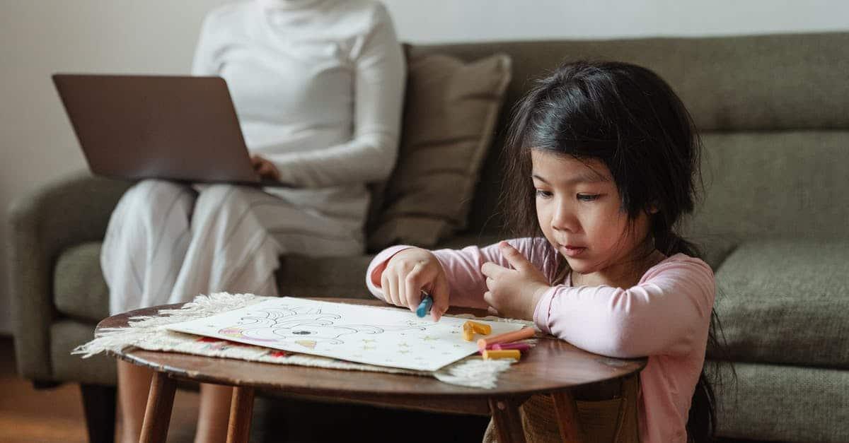 kids activities tables